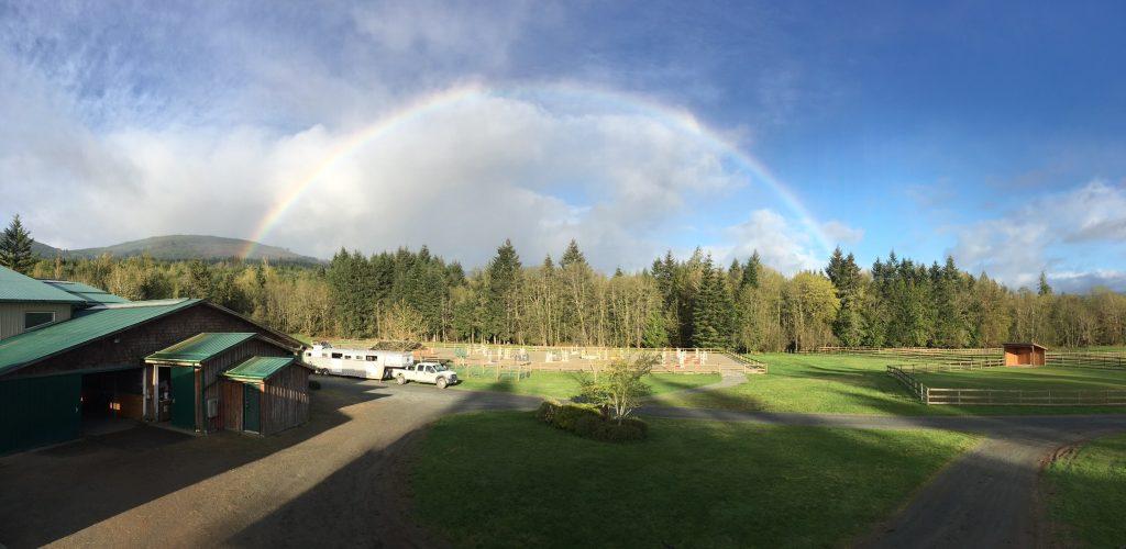 Facility rainbow